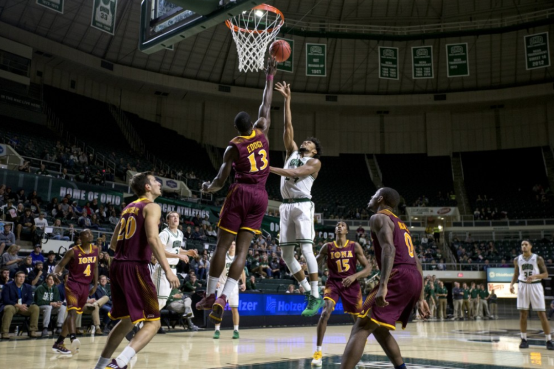 Ohio Basketball Missed Free Throws Plague Ohio In 93 88 Loss To